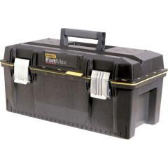 Ящик для инструмента Stanley FatMax черный металлопластмассовый 71х28.5х30.8 см