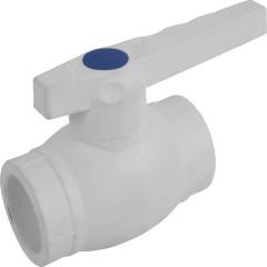 Кран шаровый Пластик ПП d 40 мм