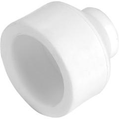 Муфта Пластик ПП переходная d 40 x 20 мм