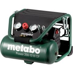 Компрессор Metabo Power 250-10 W OF поршневой 120 л/мин 1.5 кВт 10 бар