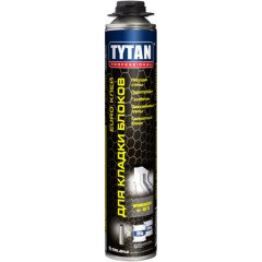Клей полиуретановый для кладки блоков TYTAN EURO 870 мл