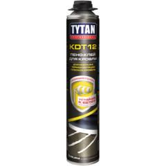 Пена-клей полиуретановая Tytan KDT 12 для кровли 750 мл