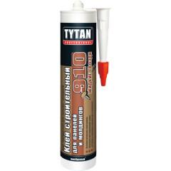 Клей строительный для панелей и молдингов TYTAN № 910 440 г белый