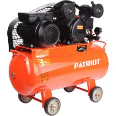 Компрессор поршневой масляный Patriot Ptr 50-260A 260 л/мин 2000 Вт 8 бар
