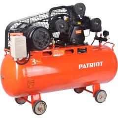 Компрессор поршневой масляный Patriot Ptr 100-670 670 л/мин 3000 Вт 8 бар