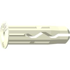 Дюбель Multi универсальный Европартнер 6x25 белый, 100 шт.