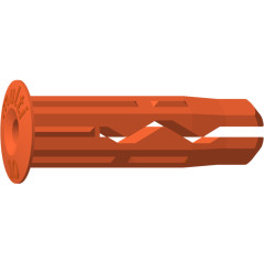 Дюбель Multi универсальный Европартнер 10x40 оранжевый, 25 шт.