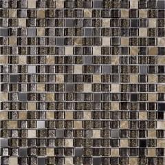 Мозаика Artens коричневая 300х300х8 мм 0.09 м2