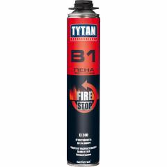 Пена профессиональная огнестойкая Tytan B1 750 мл