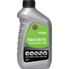 Масло цепное Patriot Favorit Bar&Chain lube 946 мл