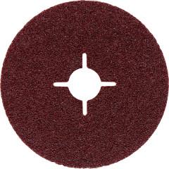 Круг шлифовальный Metabo фибровый 125 мм P36 корунд