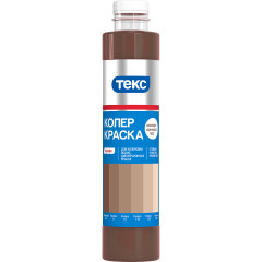 Колер-краска Профи №13 шоколадно-коричневая 0.75 л