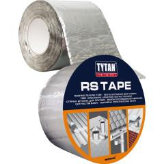 Лента битумная для кровли Tytan RS TAPE 15 см x 10 м алюминиевая