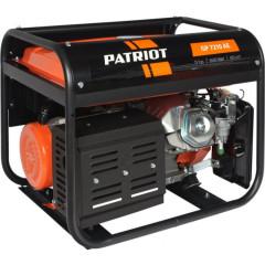 Генератор бензиновый PATRIOT GP 7210AE 6500 Вт