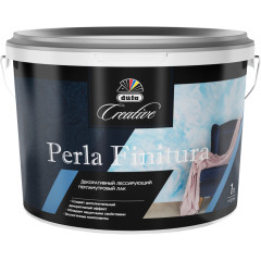 Лак декоративный Düfa Creative Perla fnitura перламутровый база CHAMELEON 1 л