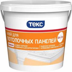 Клей для потолочных панелей Текс Универсал 1.5 кг