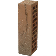 Кирпич лицевой керамический Braer 0.7 NF кора дуба с песком Баварская кладка М150 250х85х65 мм
