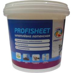 Шпатлевка латексная Profilux Profisheet 1.5 кг