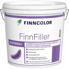 Шпатлевка финишная Finncolor FinnFiller 10 л