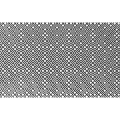 Плитка керамическая Unitile LIFE Камелия черный декор 04 250х400 мм