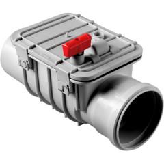 Обратный клапан полипропиленовый Polytron d 50 мм