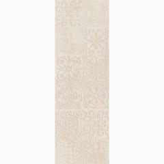 Декор LB-Ceramics Венский Лес белый 19.9x60.3 см