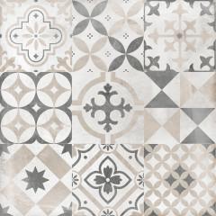 Керамогранит LB-Ceramics Цемент Стайл Орнамент 45x45 см