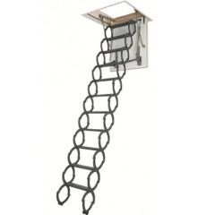 Лестница ножничная LST 70х120/280