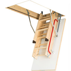 Лестница чердачная Fakro LWK Plus Komfort 70х120/280