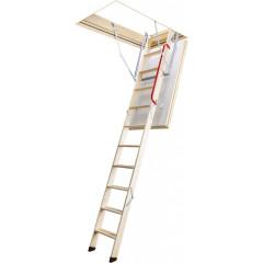 Лестница чердачная Fakro LTK Thermo 60х120/280