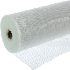 Стеклосетка Green mesh ячейка 5х4.8 мм 145 г/м2 1x45 м