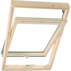 Мансардное окно Velux Premium Velux Optima Стандарт GZR CR04 3050В 55x98 см ручка снизу