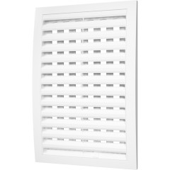 Решетка ERA 2525РРП вентиляционная регулируемая 250х250 мм