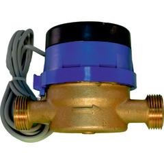 Счетчик горячей воды Тепловодомер ВСХд-15-02 крыльчатый 110 мм