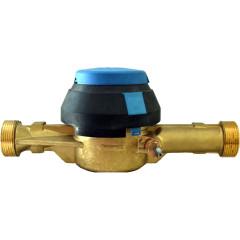 Счетчик холодной воды Тепловодомер ВСХН-25 крыльчатый 260 мм