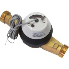 Счетчик холодной воды Тепловодомер ВСХНд-40 крыльчатый 300 мм