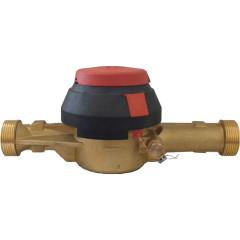 Счетчик горячей воды Тепловодомер ВСГН-25 крыльчатый 260 мм