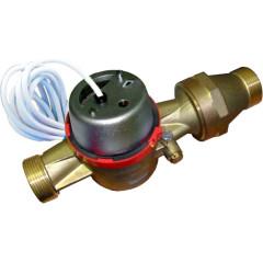 Счетчик горячей воды Тепловодомер ВСТН-32 крыльчатый 260 мм