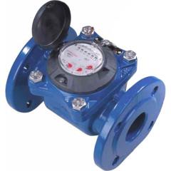 Счетчик холодной воды Тепловодомер ВСХН-150 турбинный 300 мм