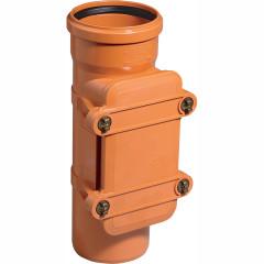 Ревизия наружной канализации Ostendorf KGRE ПВХ 160 мм