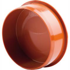 Заглушка Ostendorf KGM ПВХ для наружной канализации 110 мм