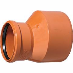 Редукция наружной канализации Ostendorf KGR ПВХ 160х110 мм