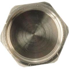 """Заглушка на трубу TeRma 06033 1"""" внутренняя резьба"""