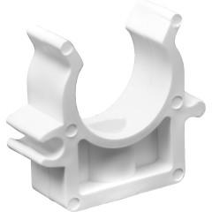 Клипса для крепления трубы 20-22 мм