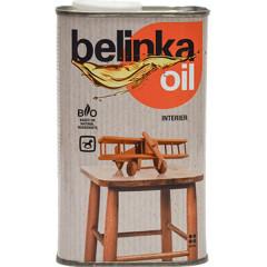 Масло с воском для древесины внутри помещений Belinka Interier 0.5 л