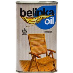 Масло для древесины снаружи помещений Belinka Exterier 0.5 л