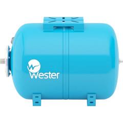 Гидроаккумулятор Wester WAO50 50 л горизонтальный
