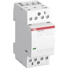 Модульный контактор АВВ ESB25-40N-06 25А АС-1 4НО катушка 230В AC/DC