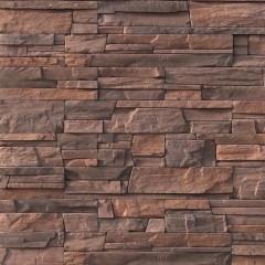 Плитка облицовочная White Hills Фьорд Лэнд 202-40 коричневая 0.8 м²