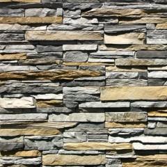 Плитка облицовочная White Hills Кросс Фелл 100-80 серая 0.6 м²